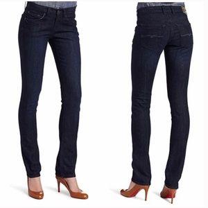 NWOT Lucky Brand Sweet'n Straight Dark Jeans Sz 30